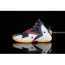 Nike Lebron James 11 Día De La Independencia 8,5mx Nuevo.