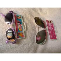 Playa 2 Lentes De Sol Barbie Para Niña Op4