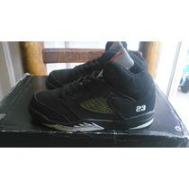 Nike Retro Air Jordan V Metallic2yus 22mxkobelebronwade