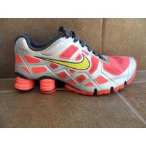 Tenis Nike Shox Turb 12 Originales (usados) + Envio Gratis