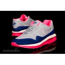 Nike Air Max Lunarlon Y 90 Para Dama