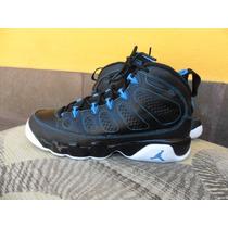Jordan 9 (ix) Retro Photo Blue + Envio Dhl 1 Dia Gratis