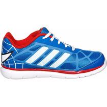 Tenis Adidas Spider Man Nuevos Originales Excelente Remate
