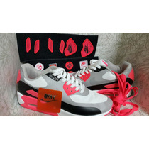 Entrega Hoy Air Max Patch Infrared Og Nba Kobe Lebron Jordan