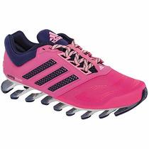Tenis Adidas P/correr Drive 2 W B24147 Rosa-marino Pv
