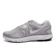 Tenis Nike Lunarglide+ 3 Platinum 100% Originales