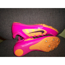 Spikes Atletismo Multiuso Rival Md,talla 3 Y 5.5 Mex Nike
