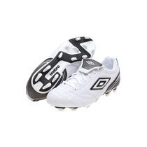 Umbro - Zapato Para Futbol Umbro Classico Club - Fg - Blanco