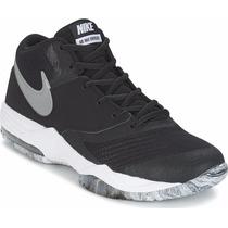 Tenis Nike Air Max Emergent Basquet Negro