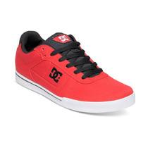 Tenis Calzado Hombre Caballero Cole Pro Tx Shoe Red Dc Shoes