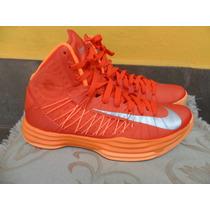 Tenis Nike Hyperdunk Sport Team Orange + Envio Dhl Gratis