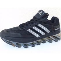 Tenis Adidas Springblade Originales Drive Negro Plata Runnin