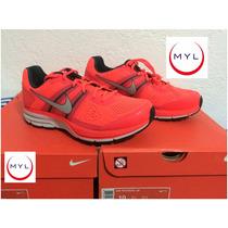 Tenis Nike Pegasus +29 Rojo-naranja A Sólo $1149