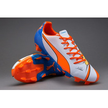 Tenis Puma Evopower 4.2 Pop Fg Tacos Pasto Natural Adulto!!