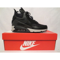 Nike Air Max 90 Sneakerboot Anti-agua Reflejantes Jordan Nba