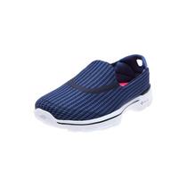 Skechers - Tenis Casual Slip On - Azul Marino - 13980