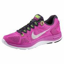 Tenis Nike Lunarglide Dama Nuevo En Caja