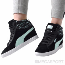 Puma Pc Wedge Print---2016---plataforma--muy Comodos -new