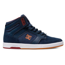 Tenis Calzado Hombre Nyjah Sneakers Navy Dc Shoes Holiday