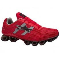 Tenis Para Correr Escord 2230 Diseño 3d, Reebok Adidas Nike