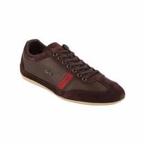 Lacoste Misano 29 Brown---tennis Casuales. Super Fashions