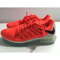 Nike Air Max 2015 Del 27.5 Mex Nuevos Y Originales Color New