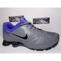 Nike Shox Turbo 14 Cool Grey (numero 10 Mex) Astroboyshop