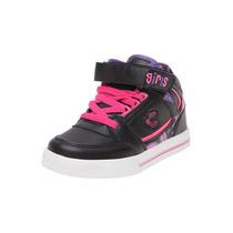 Charly - Tenis Skate - Negro - 1010189 Ss15