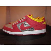 Nike Dunk High Low Premium Sb Qs Crawfish