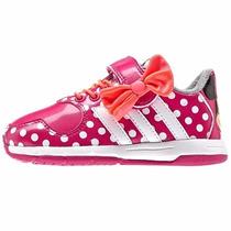 Tenis Adidas Para Niña Disney Minnie Mouse B23887