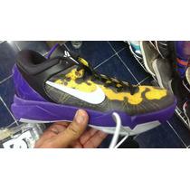 Nike Zoom Kobe 7 Systempoisondartus 8.5 26.5mx Lebronjordan