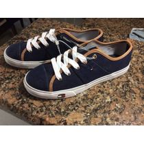 «o.luxuss» Tenis Casuales Dama Tommy Hilfiger Original