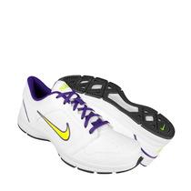 Nike Tenis Dama Atleticos Y Urbanos 525740109 2-5 Piel Blanc