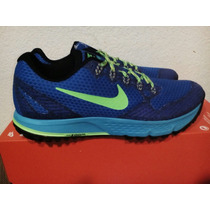 Tenis Nike Air Running Zoom Wildhorse 3 Talla 10us 28cm 8mx
