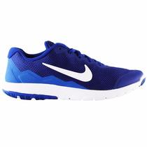 Tenis Nike Flex Experience Rn Azul Nuevo Modelo
