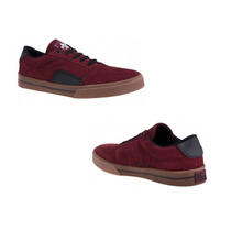 Tenis Casual Urban Shoes 1225 Color Vino