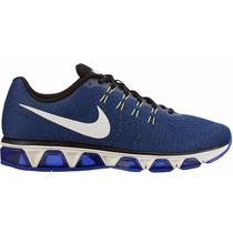 Tenis Nike Air Max Tailwind 8 Azules Para Caballero Original