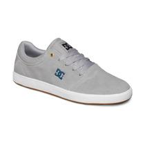 Tenis Calzado Hombre Caballero Crisis Shoe Gry Dc Shoes