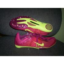 Spikes Atletismo Velocidad Zoom Mamba 2 ,talla 4 Mex Nike