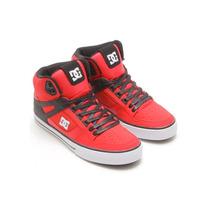 Tenis Calzado Hombre Spartan High Wc Se Xrkw Dc Shoes