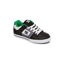 Tenis Calzado Hombre Caballero Pure M Shoe Xksg Dc Shoes