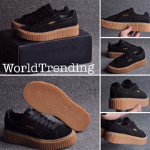Tenis Puma Creepers Suede By Rihanna