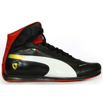 Tenis Puma Evospeed 1.2 Ferrari Motorsport Bota Negro Gym
