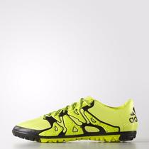 Tenis Adidas Zapatos De Fútbol X 15.3 Césped Artificial