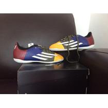 Adidas F5 Messi 22 Mx Remate Nuevos Barcelona Multicolor