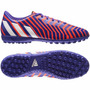 Tenis Adidas Predito Tf-rojo/blanco/flash