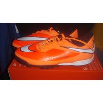 Tenis Futbol Nike Hypervenom Phade Tf Neymar Proff *niño*