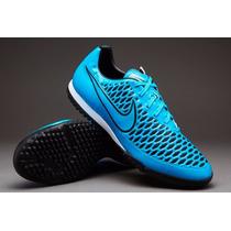 Tenis Nike Magista Onda Azul Turqueza Nuevo-original