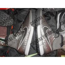 Tenis Nike Magista X Liquid Crhome Multitaco 8.5 Nuevos