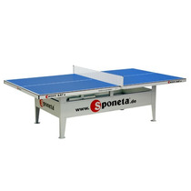 Mesa De Ping Pong Sponeta Galaxy School Outdoor